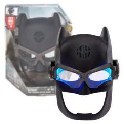 masque de batman pilote dc comics justice league avec changement de voix