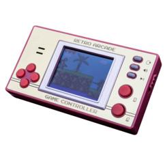 mini console retrogaming avec ecran lcd intégré et 150 mini jeux style arcade retro arcade game controller de poche thumbs up 0001401