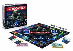 monopoly edition speciale halo jeu vidéo master chief spartan convenant