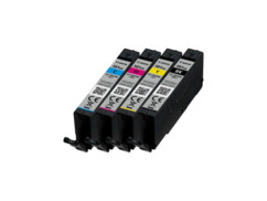 Pack cartouches originales Canon CLI-581 XXL - Pack