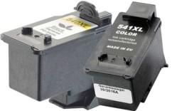 pack de cartouches canon manufacturées pg540xl et cli541xl