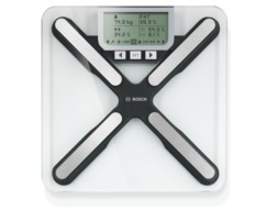 balance corporelle pese personne intelligent bosch ppw7170 avec analyse graisses masse osseuse muscles eau pour régimes