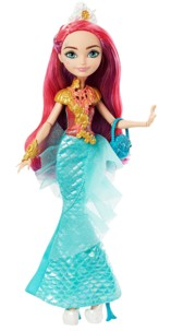 poupée ever after high meeshell mermaid fillle petite sirène