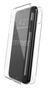 Protection intégrale pour iPhone X/XS : Defense 360°