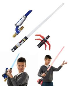 "Sabre Laser ""Choisis ta Force"" Star Wars Bladebuilders Star Wars"