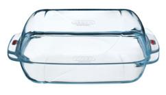 paire de plats de cuisson pyrex pour cuisson four vapeur conservation congelation pyrex reflections