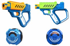 Set de laser game Battle OPS Lazer M.A.D - Set de base