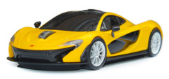 Souris sans fil voiture McLaren P1 - Jaune