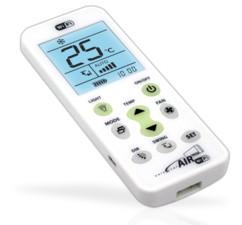 télécommande uniserselle pour climatiseurs climatisations toutes marques tous modeles jolly line gbs universal air wifi avec commande a distance par application smartphone android iphone ipad ios