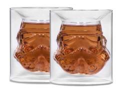 Pack 2 verres à double paroi Stormtrooper Star Wars