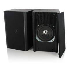 2 haut-parleurs