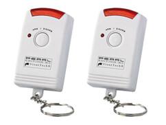 2 télécommandes pour alarmes NC9056 et PX7984