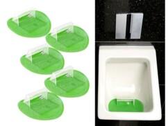 5 mini-terrains de foot pour urinoir
