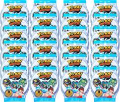72  médailles Yo-Kai Watch (Série 1)