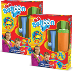 2 kits de ballons à sculpter Bob Balloon Double