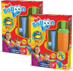 2 kits de ballons à sculpter Bob Balloon Double
