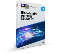 Bitdefender 2020 Internet Security - 1 an & 1 PC