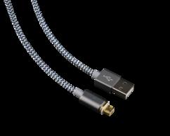 cable micro usb tressé avec connecteur magnétique bluestork 1m SMART-MU-MAG