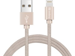 Câble USB compatible Lightning Sandberg Excellence - 1 m or