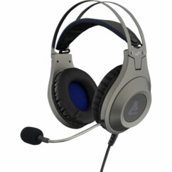 Casque Gaming KORP Chromium par The G-Lab.