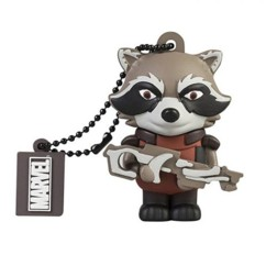 Clé USB Marvel 16 Go Rocket Raccoon.