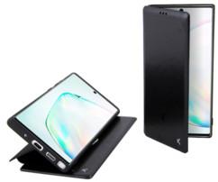 Coque de protection avec clapet folio pour Samsung Galaxy Note 10
