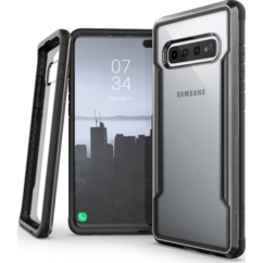coque ultra resistante xdoria defense shield pour samsung galaxy s10