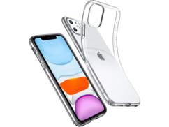 Coque souple transparente pour iPhone 11