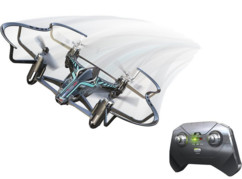 drone quadricoptere silverlit hyperdrone racing avec mode bataille laser