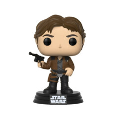 Figurine Funko Pop ! Star Wars Solo : Han Solo