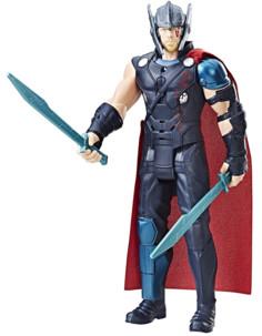 figurine geante avengers thor ragnarok en armure