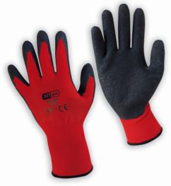 Gants Pro Grip en polyester, taille L