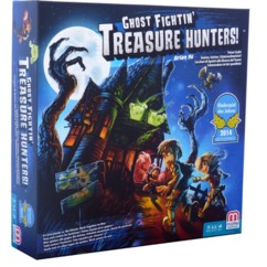 Jeu de société Ghost Fightin' Treasure Hunters.