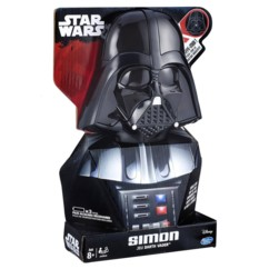 4 jeux Simon Star Wars édition Darth Vader