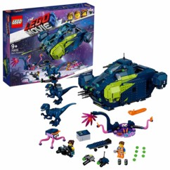 LEGO Movie 2 : Confidential Multicolore 70835