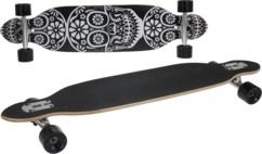 "Longboard 96cm XQ Max - Deck ""Calavera"""
