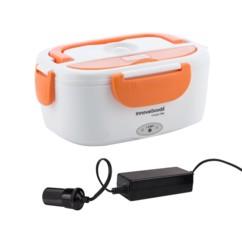 Lunch box chauffante InnovaGoods avec convertisseur 12 V.