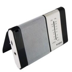 mini radio avec support pliable am fm audio design bigben alimentation piles