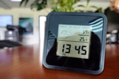 Mini station météo digitale