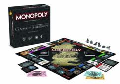 monopoly edition speciale game of thrones trone de fer colletor deluxe westeros serie tv