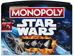 "Monopoly ""Open & Play"" édition Star Wars"