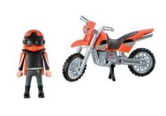 Playmobil Motocross 5115.