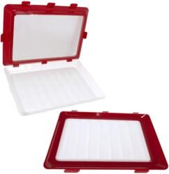 Pack de 2 plateaux de conservation Clever Tray