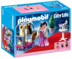 Playmobil City Life : Top-model avec tenues de soirée