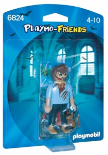 Playmo-Friends : Le mutant loup-garou