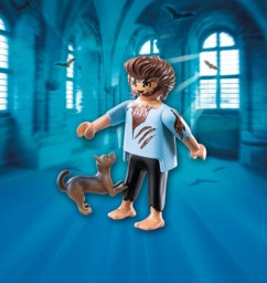Jouet Playmobil 6824 Playmo Friends le Mutant Loup-Garou