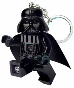 Porte-clés avec Lampe LED Lego Star Wars - Dark Vador
