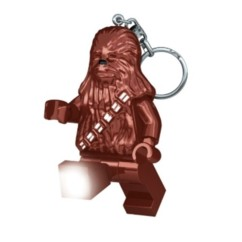 Porte-clés LED LEGO Star Wars Chewbacca.