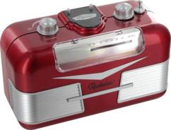 mini radio fm vintage a piles style jukebox americain années 70 radiolux