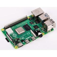Raspberry Pi 4 - type B (ARM Cortex-A72, 4 Go RAM)